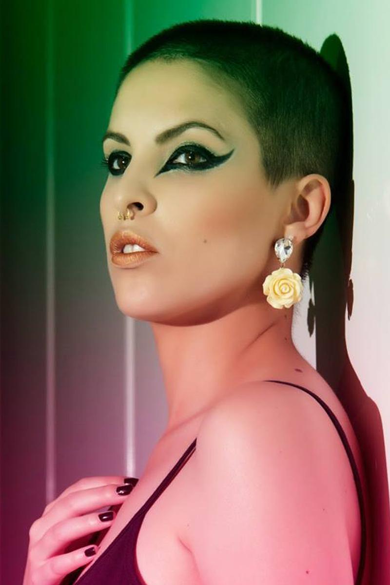 Estudio Revelarte - Shooting - Modelo: Veronica Morado