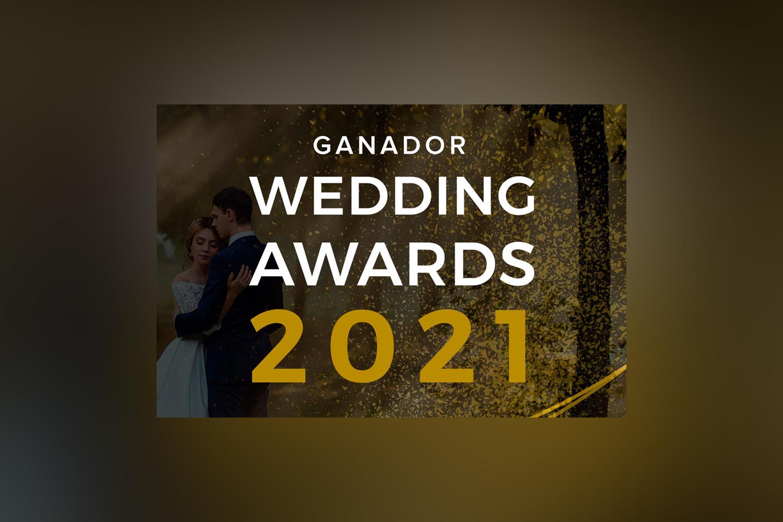 WEDDING AWARDS 2021 BY BODAS.NET